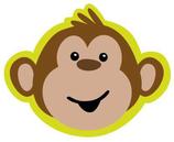 Affenbande Einladungskarten