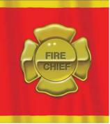 Feuerwehr Tischdecke