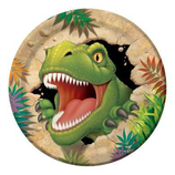 Dinosaurier Kopf Partyteller