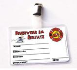 Feuerwehr Ausweis