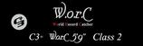"""C3+ W.o.r.C 5'9"""" Class2"""