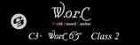 """C3+ W.o.r.C 6'5"""" Class2"""