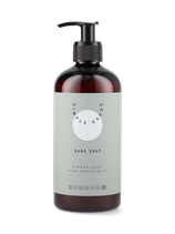 SIMPLE GOODS | HAND SOAP GINGER, SAGE, PINK GRAPEFRUIT