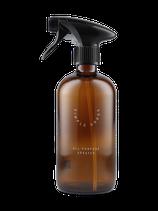 SIMPLE GOODS | EMPTY GLASS BOTTLE BATHROOM CLEANER