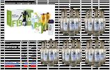 KUR-Set F15 mit Aloe-vera und KRISTALL-Quell-Wasser,