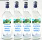 Kristall-Quell-Wasser 6 x 1 Liter : Trinkfertig gemischt 1 zu 2, Schutz vor 5G und W-Lans!
