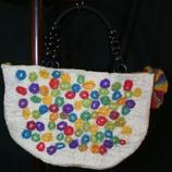 gefilzte Handtasche