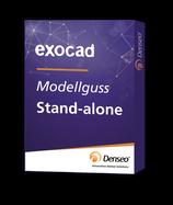 Modellguss (PartialCad-Module) Stand-Alone