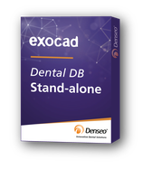 exocad Lizenz Dental DB Stand-Alone
