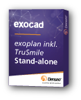 exoplan inkl. TruSmile Stand-Alone