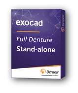 Full Denture Stand-Alone