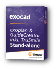 exoplan und Guide Creator inkl. TruSmile Stand-Alone