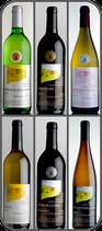 Weinpaket aromatisch und würzig