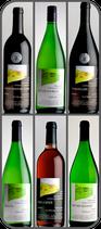 Weinpaket süffig und leicht