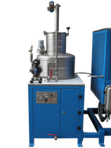Sistema de vacío Vacuum K400