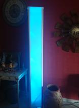 STRUCTURE LED RGB >>>    changement de couleurs