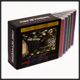 5 pack de luxe limited CD edition - Side red, blue, green, black and purple