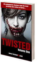 Twisted50 volume 1 Paperback First Edition