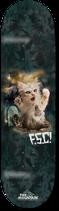 "FSC Fluffy Satanic Cat 8"""
