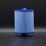 Filtereinlage 175x152 Lamelle Blau Wellis (Gewinde)
