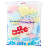 Nilo batuffoli demaquillage