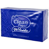 FAZZOLETTINI CLEAN PAPER WHITE 9X6-4 VELI