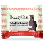 BEAUTY CASE SALVIETTE  UMIDIFICATE PER ANIMALI
