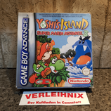 Yoshi's Island: Super Mario Advance 3 [Mit OVP, Anleitung] - (Game Boy Advance)