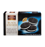 Kekse Black & White 176g - Feiny Biscuits