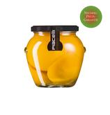 Pfirsich in leichtem Sirup 570g Glas