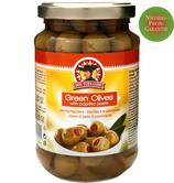 Grüne Oliven gefüllt mit Paprikacreme 365g