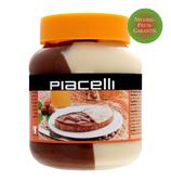 Piacelli Haselnuss-Nougat-Creme Duo im 400g Glas