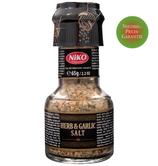 Gewürzmühle Knoblauch Kräuter Salz 65g