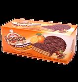Schokoladenwaffeln mit Orangencremefüllung 110g