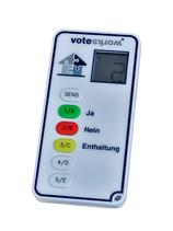VoteWorks Interact mini - einzelnes Abstimmgerät