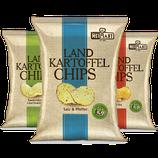 Kartoffelchips- Salz und Pfeffer (vegan), 150 g