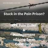 SPR PAIN RELIEF and Management of Long Term Conditions