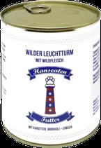 Hanseatenfutter Wild 800g