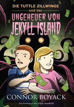 Die Tuttle-Zwillinge und das Ungeheuer von Jekyll Island