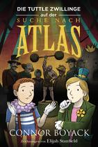 Die Tuttle-Zwillinge auf der Suche nach Atlas