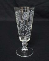 フルートグラス 95007GL Cerve (チェルベ) ペイズリー