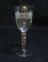 ワイングラス ゴブレット 95002GL Cerve (チェルベ) エッティング調
