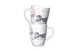 Tasse Stress reduzieren