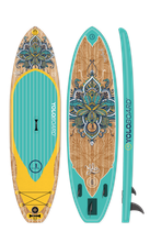 "10'6"" inflatable Yolo board-Serenity"