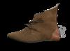 Mittelalter Halb-Stiefel Echt-Leder