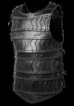 Keltische Lamellar-Rüstung Leder