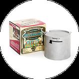 Smoker Cup Räucherbox aus Edelstahl
