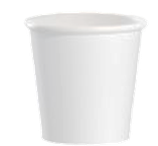 Vaso de papel encerado 4 oz