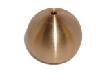Kupferhohlkugel D = 150 mm | Bestell-Nr.: 619150K