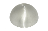 Aluminiumhalbhohlkugel D = 110 mm | Bestell-Nr.: 662110